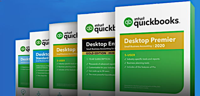 Buy QuickBooks Desktop, Enterprise, Online · Haiden Turner ...